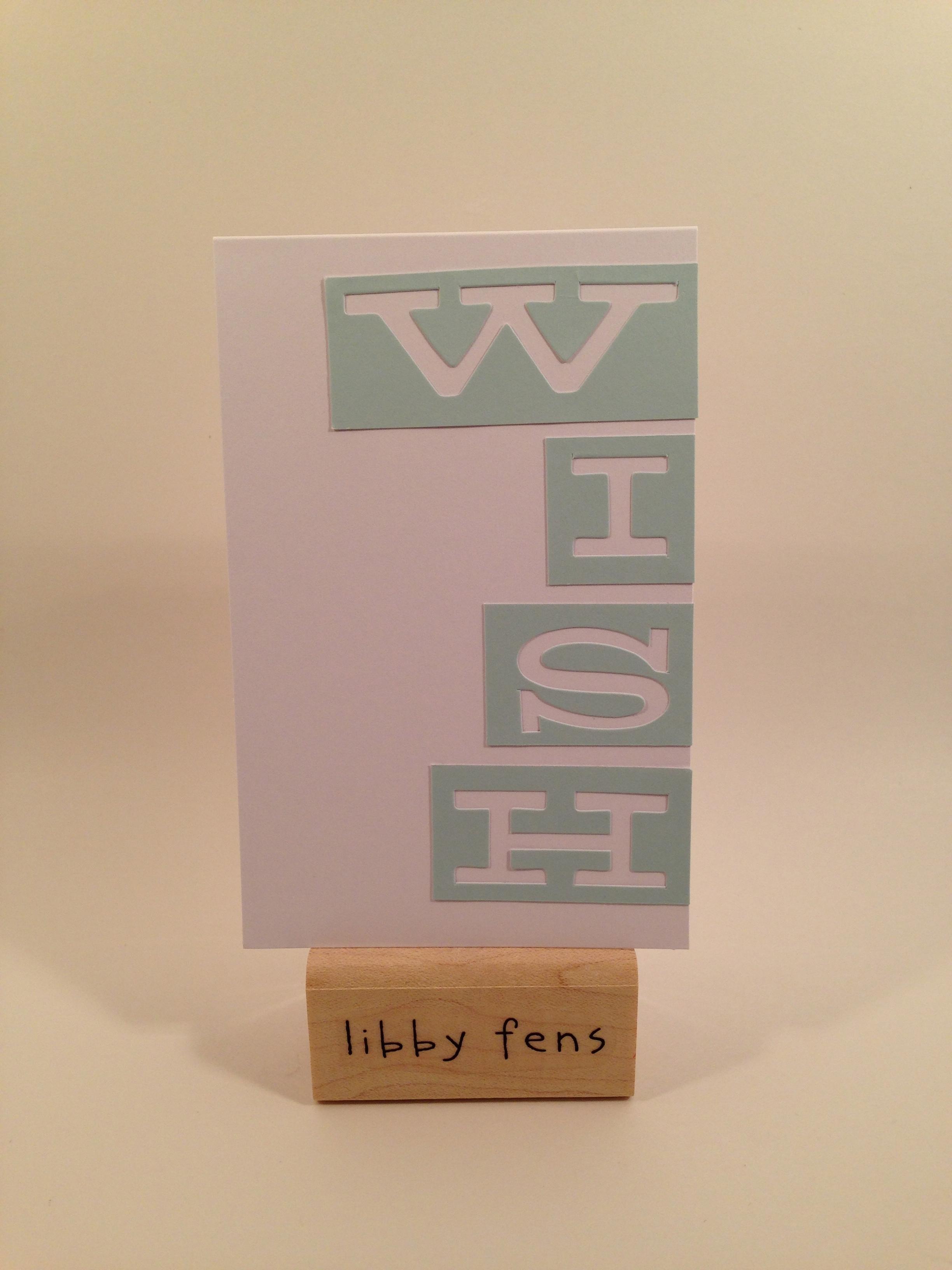libbystamps, Wish Big, July Paper Pumpkin, box