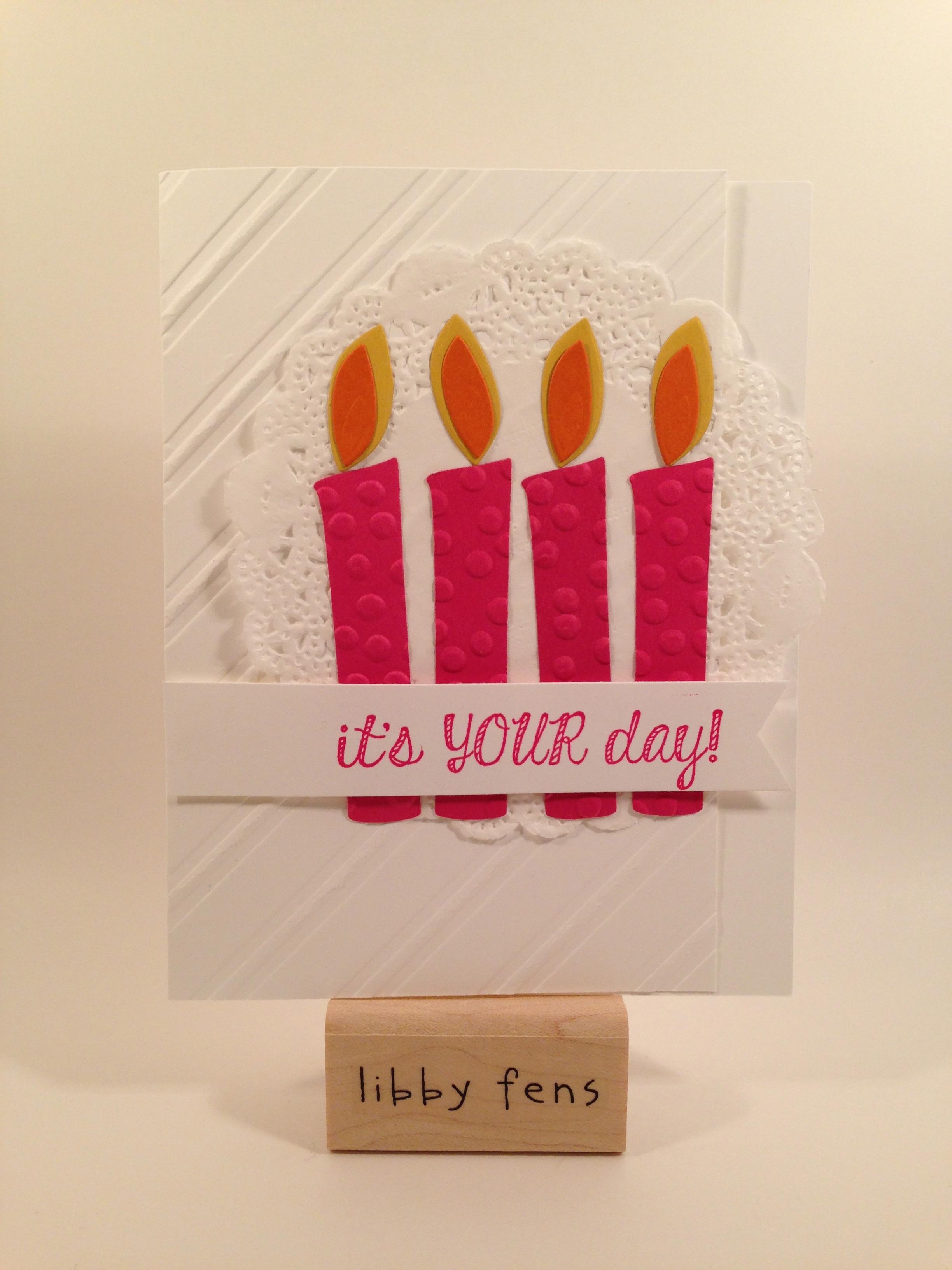 libbystamps, Fabulous Four, Paper Lace Doilies,  Stylish Stripes Embossing Folder, Decorative Dots Embossing Folder,