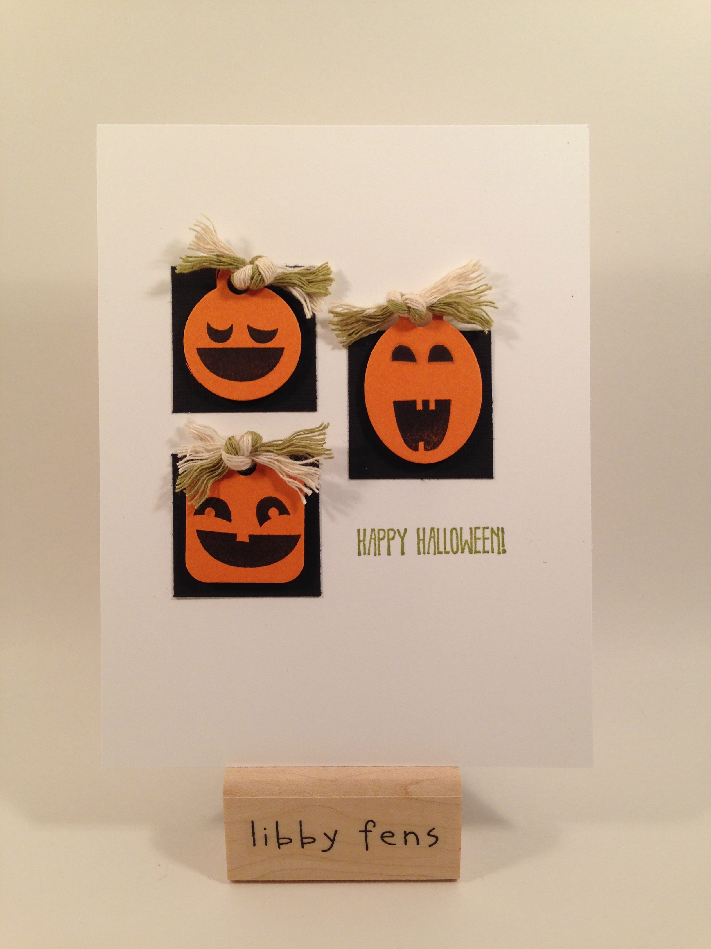 libbystamps, Halloween, Fall Fest, And Many More, Old Olive Thick Baker's Twine, Curvy Keepsake Box