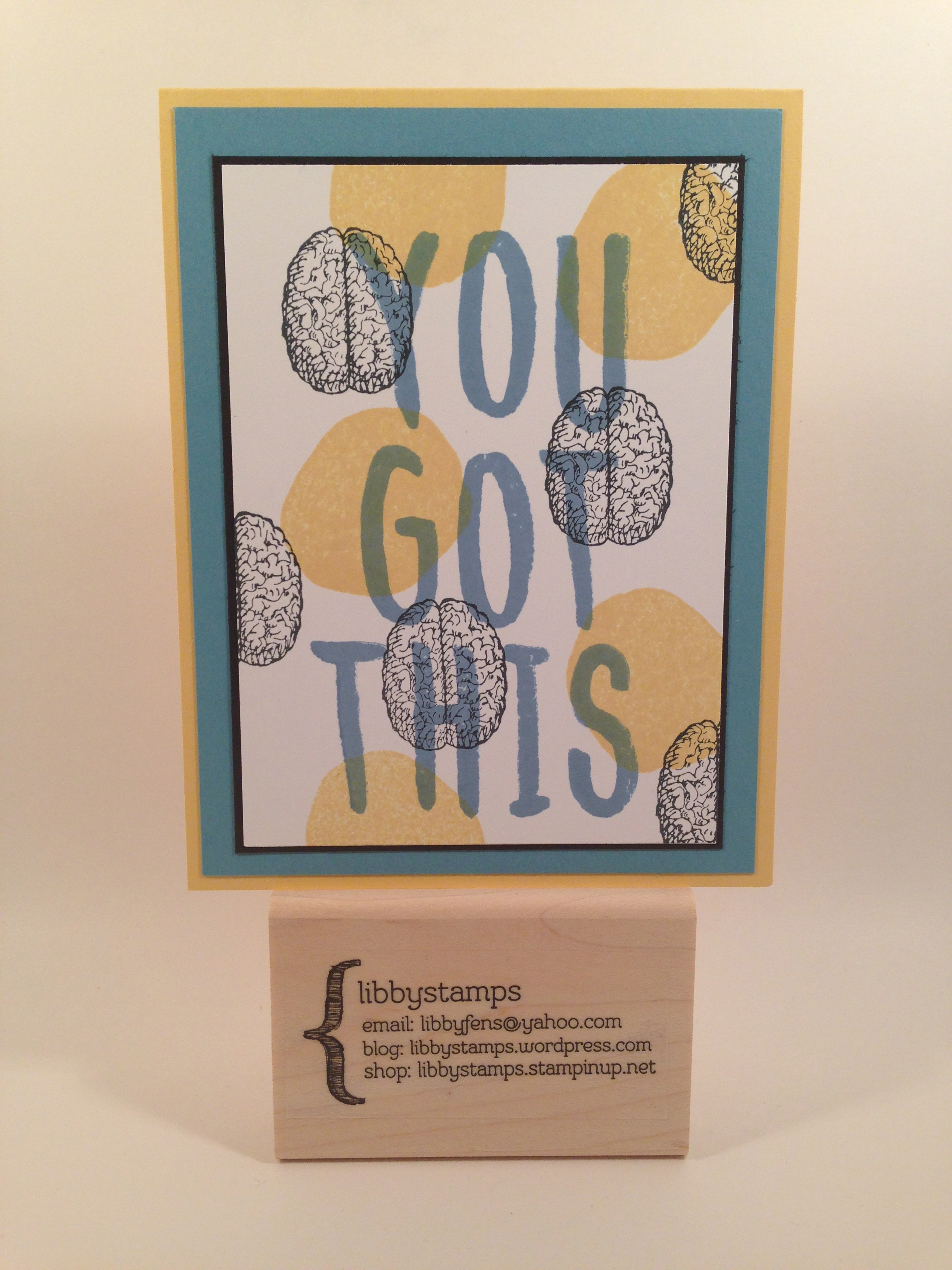 libbystamps, Stampin' Up, stampin up, Pomp & Circumstance, encouragement, Layered Letters Alphabet