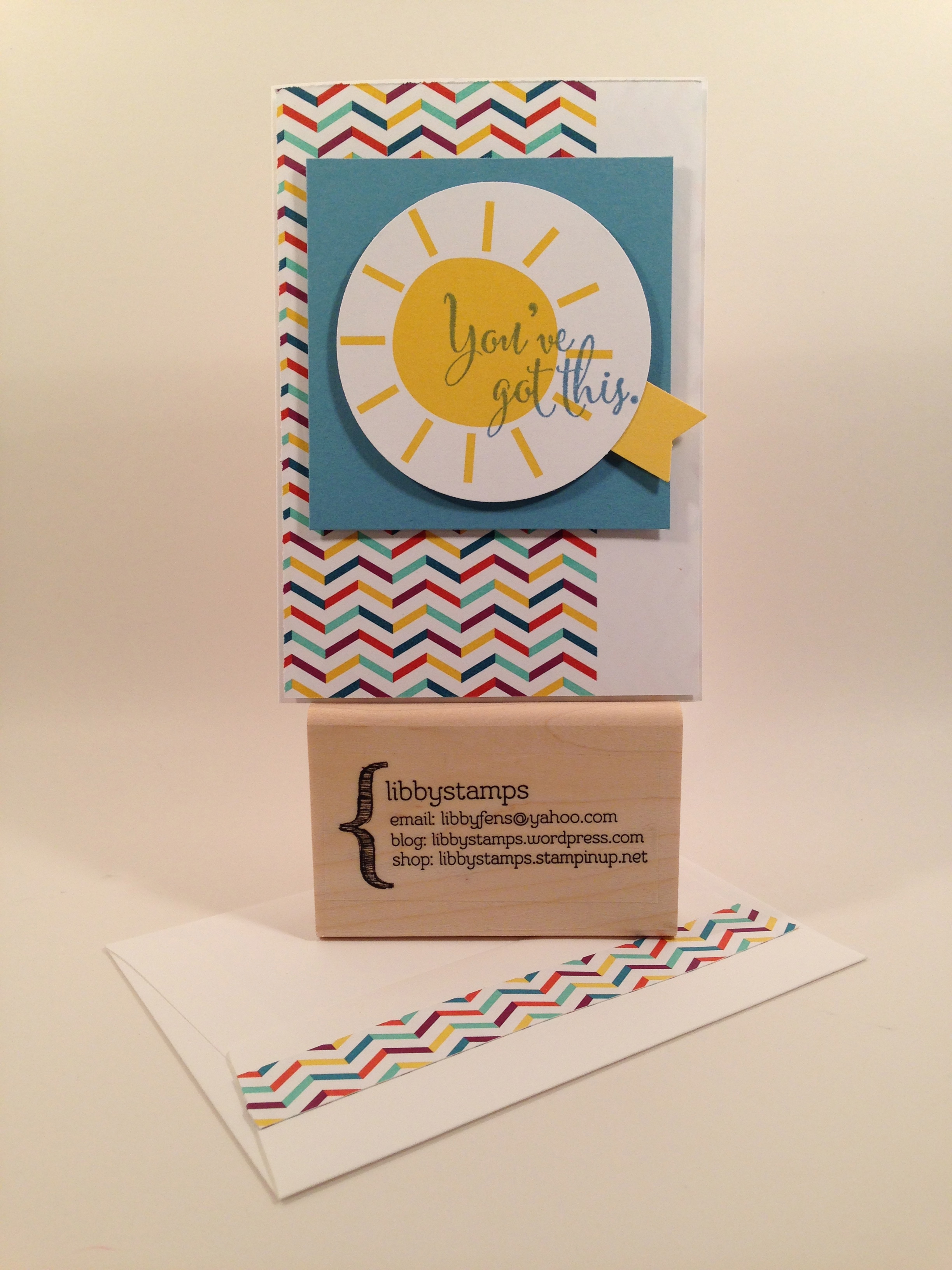 libbystamps, Stampin' Up stampinup, Sale-a-Bration 2015, You've Got This Stamp Set, This Day Project Life Mini Card Collection,