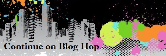 Continue on Blog Hop Icon