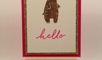 Hello, Bearable Monday