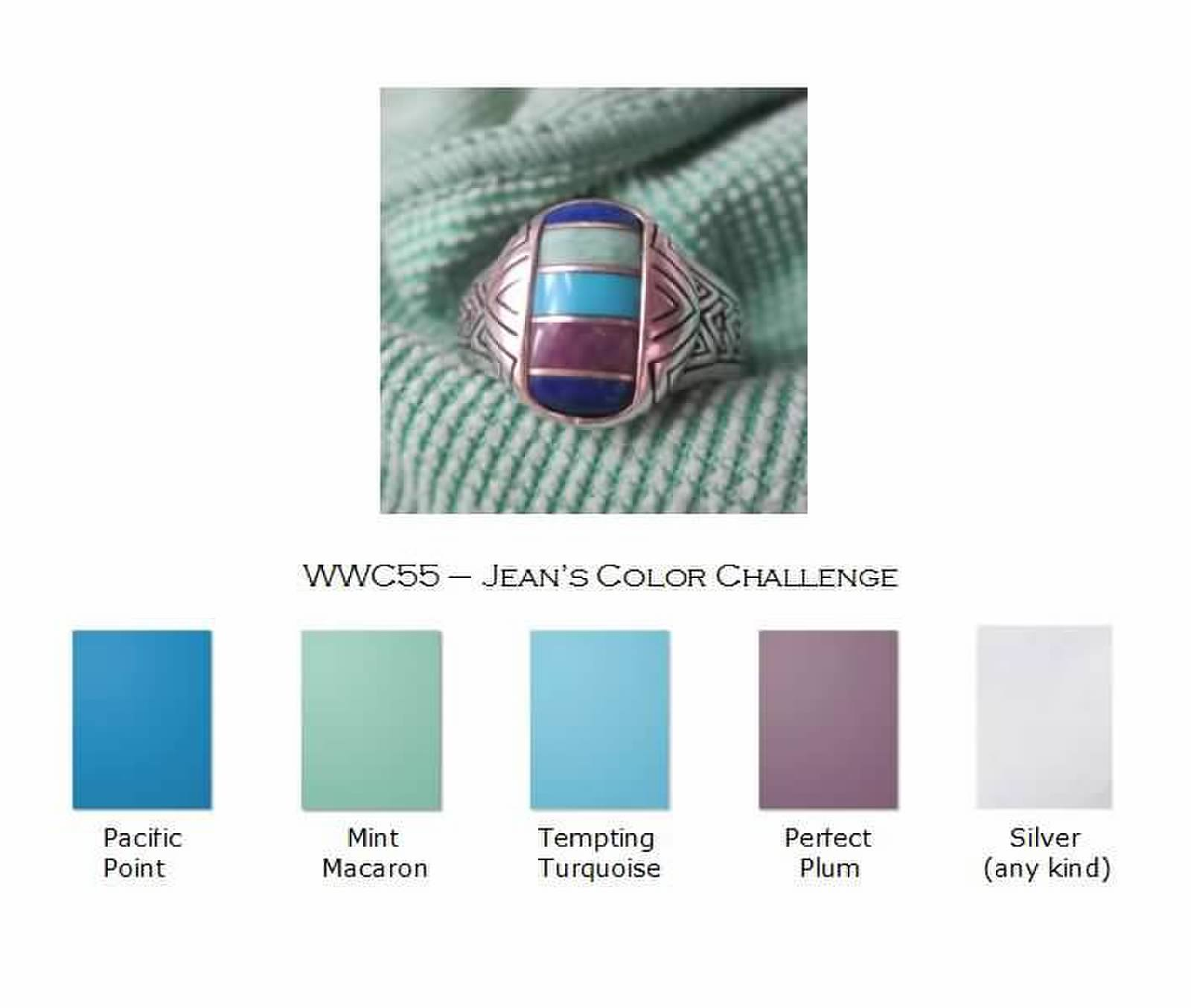 WWC55-Jean's Color Challenge
