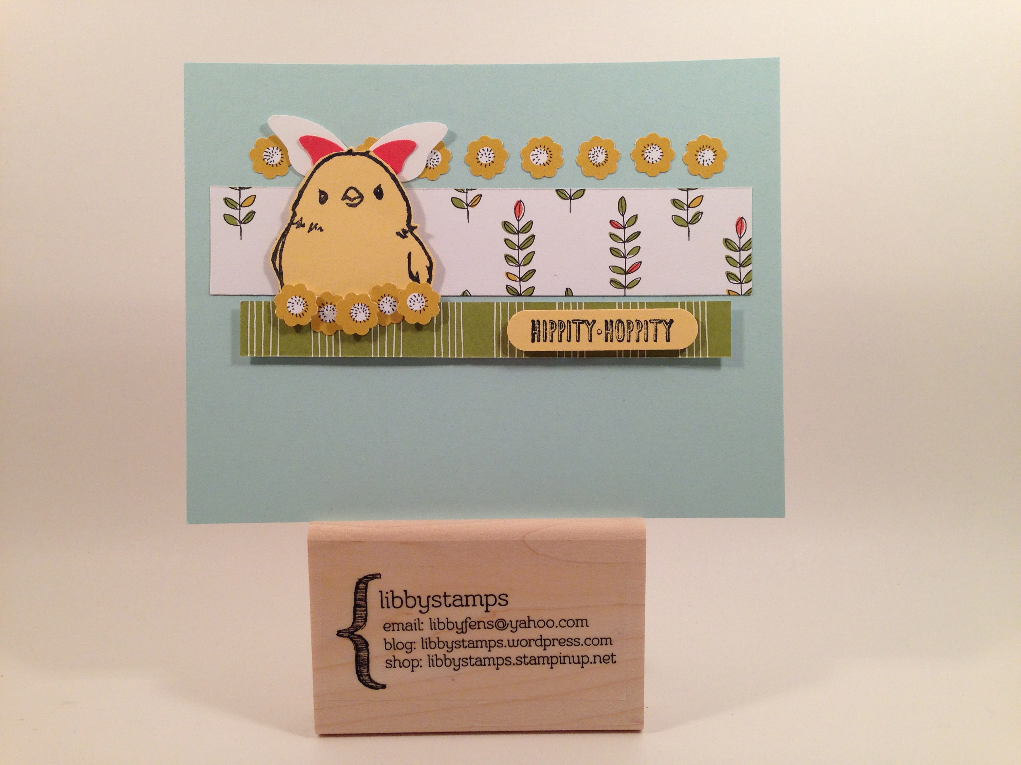 libbystamps, stampin up. Honeycomb Happiness Stamp Set, And Many More Stamp Set, Wildflower Fields DSP, Easter, Sale-a-Bration 2016,