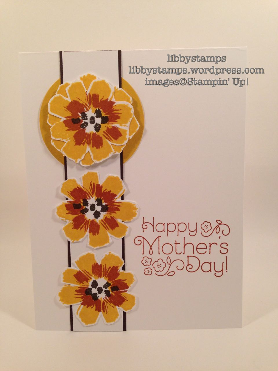 libbystamps, stampin' up, All About Everything, Stampin' Girls Gone Wild, Paper Pumpkin April 2016, Mother's Day, SGGW, #allabouteverything
