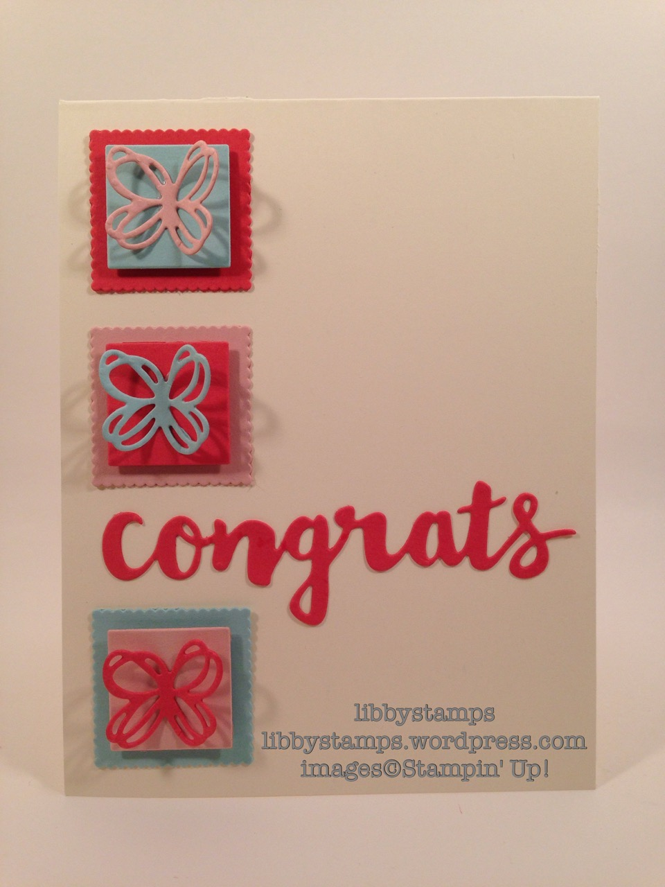 libbystamps, stampin up, Layering Squares Framelits, Sunshine Wishes Thinlits, CCMC412