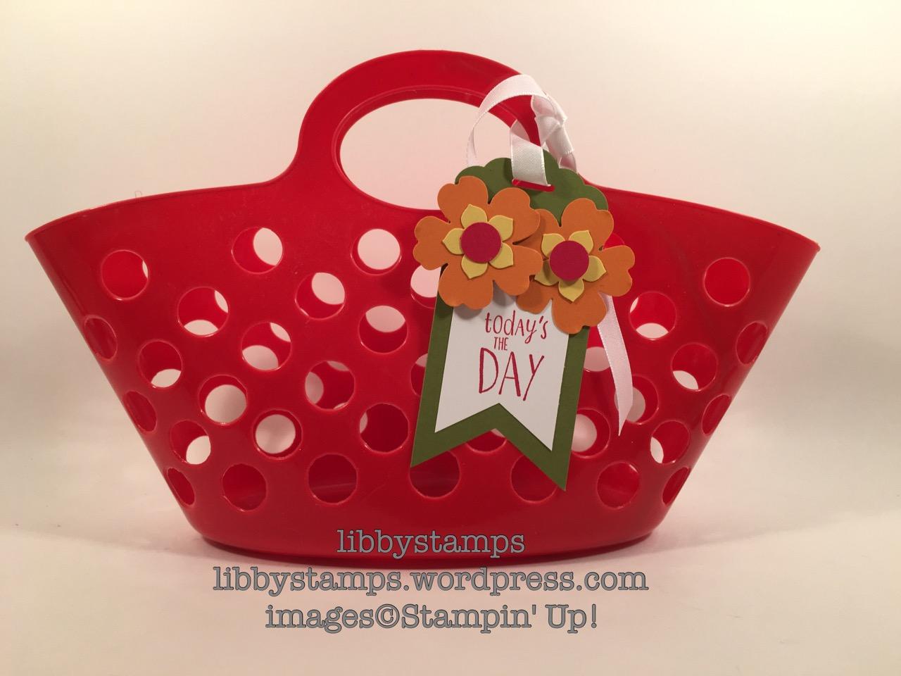 libbystamps, stampin up, summer, treats