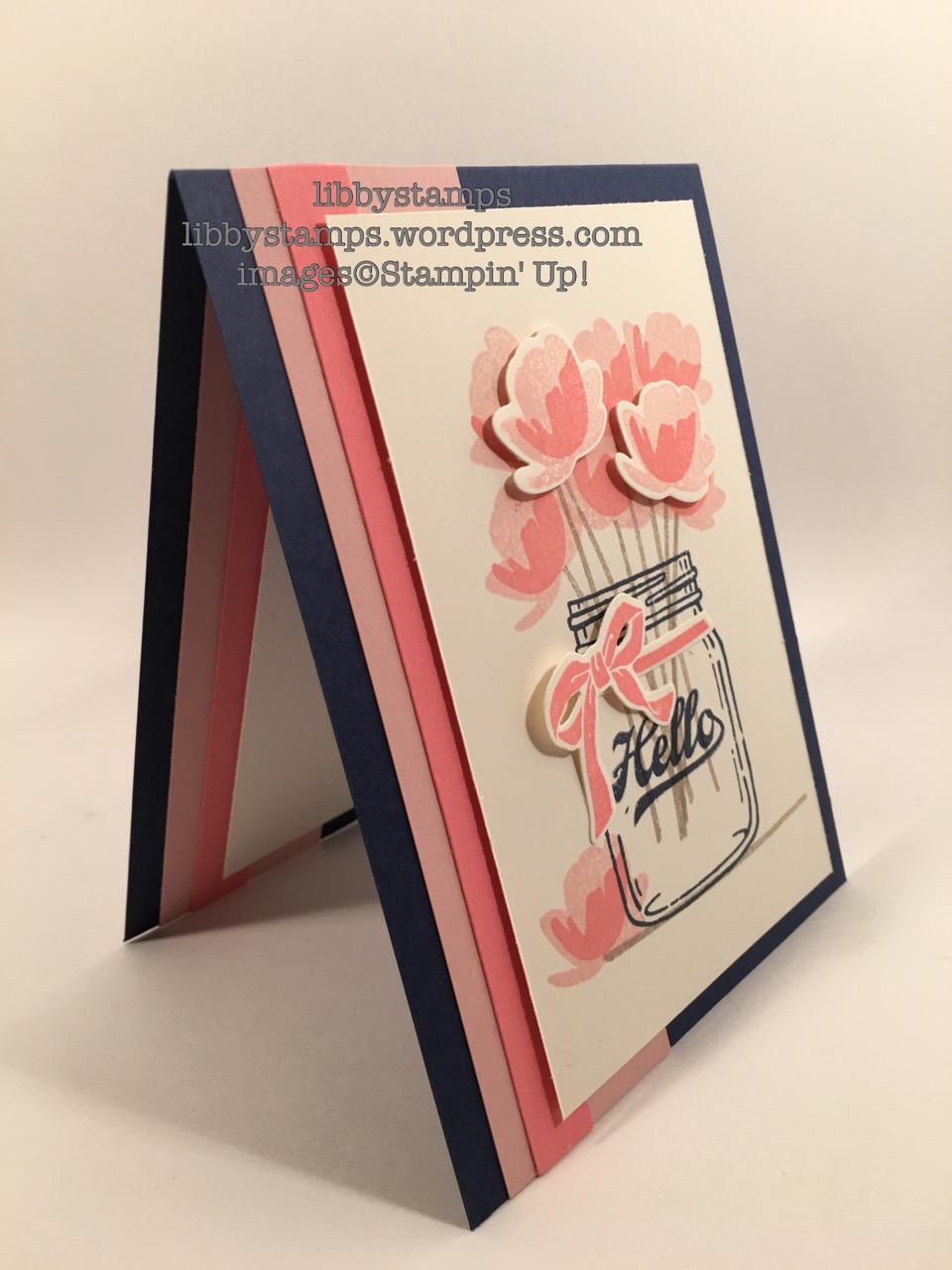 libbystamps, stampin up, Jar of Love, Everyday Jars Framelits, CYCI#129,WWYS#73