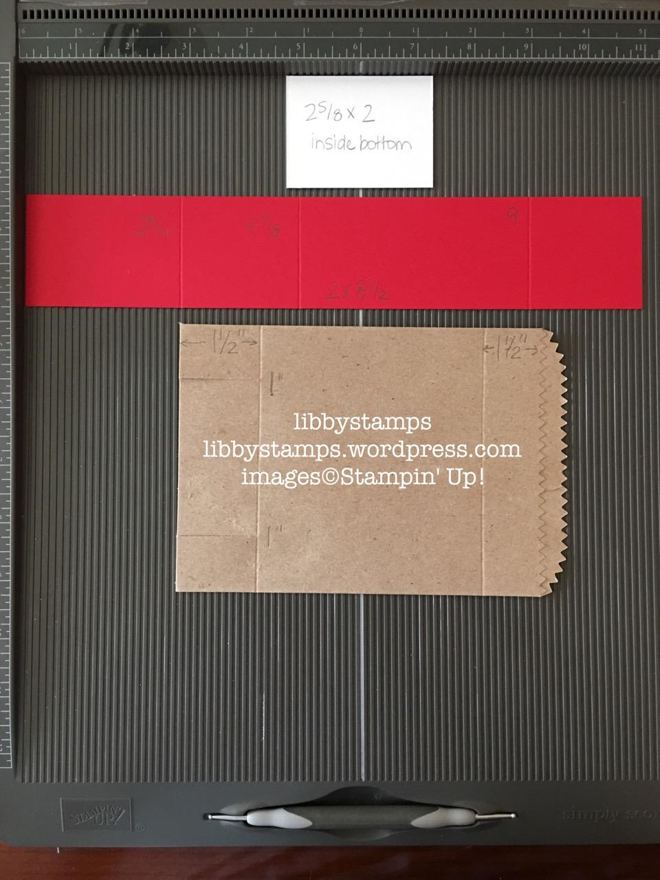 libbystamps, stampin up, Tag A Bag Gift Bags, Blogging Friends Blog Hop