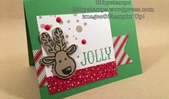 Reindeer Jolly for CCMC