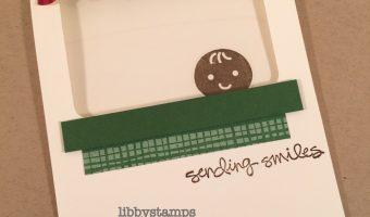 Sending Gingerbread Smiles