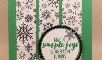 Simple Joys of Green for Christmas