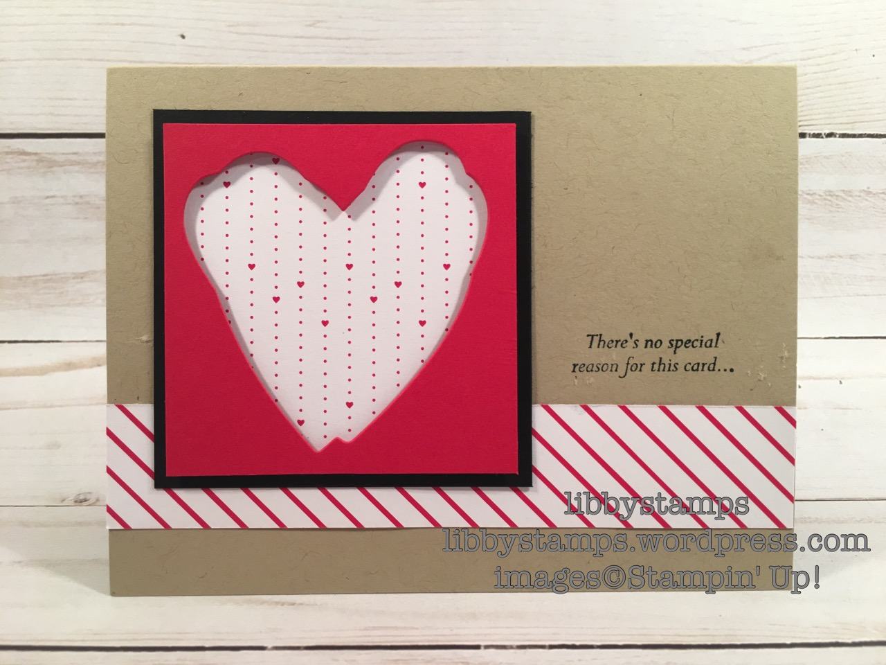 libbystamps, stampin up, Special Reason, Sunshine Wishes Thinlits, Occasions Mini 2017, Sending Love DSP, WWC103
