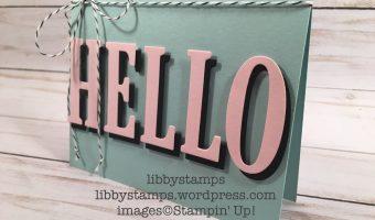 CCMC Saturday Blog Hop – Alphabet Cards