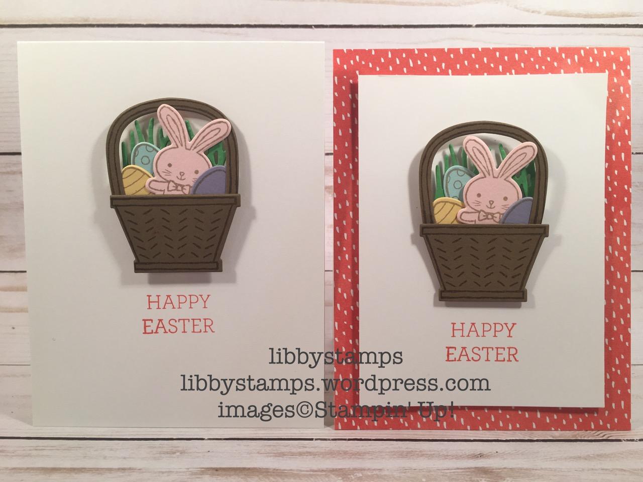 libbystamps, stampin up, Basket Bunch, Basket Bunch Bundle, Basket Builder Framelits, Succulent Garden, We Create