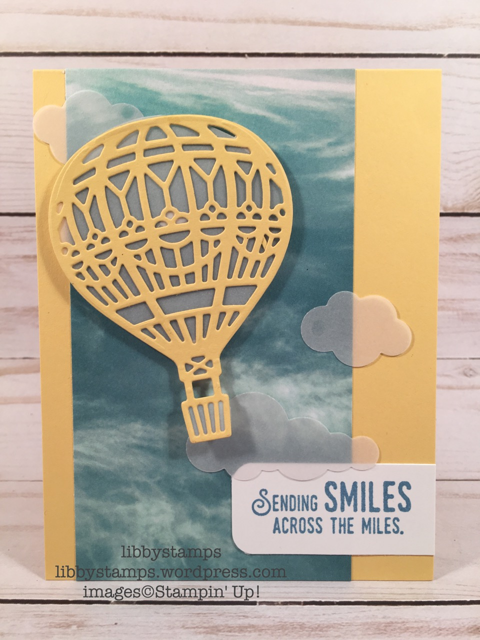 libbystamps, stampin up, Lift Me Up, Up & Away Thinlits, Lift Me Up Bundle, Serene Scenery DSP Stack, CCMC