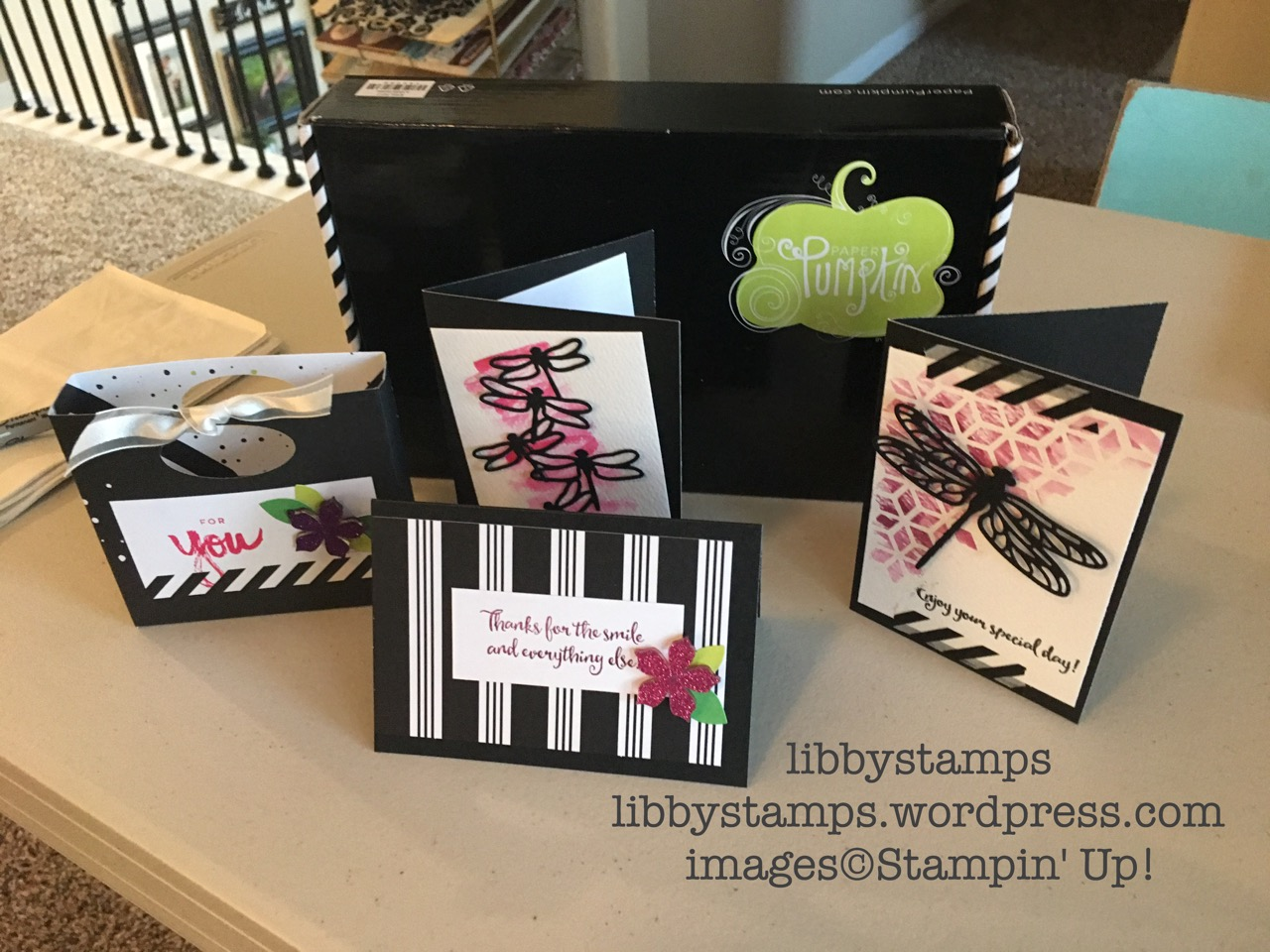 libbystamps, stampin up, It's a Sara Thing, Custom Tee, T-Shirt Builder, Custom Tee Bundle, April 2017 Paper Pumpkin
