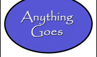 Watercooler Wednesday #121 – Anything Goes
