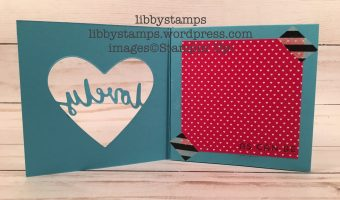 Create with Connie and Mary Saturday Blog Hop – Tri-Fold Cards