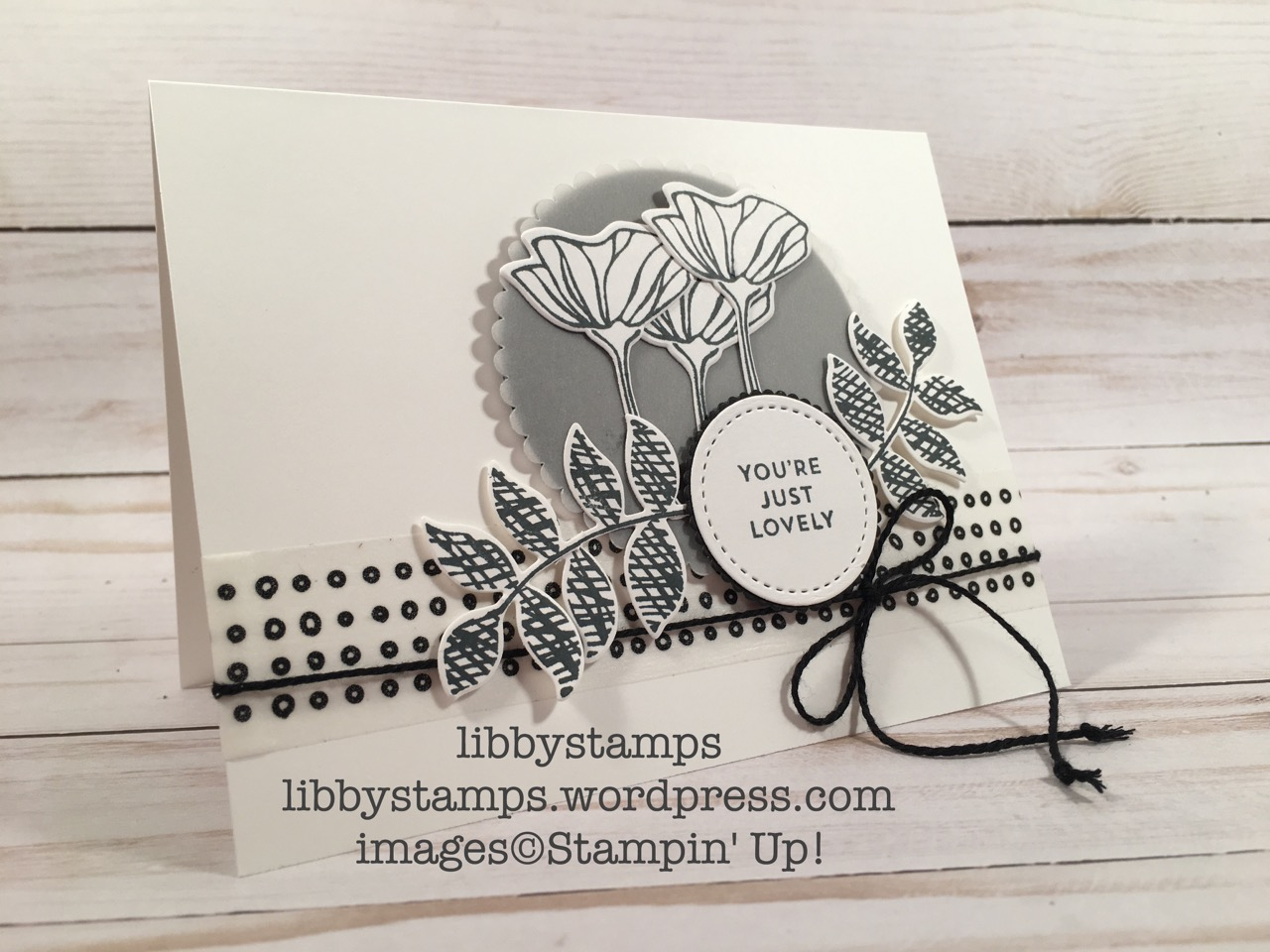libbystamps, stampin up, Oh So EclecticBundle, Oh So Eclectic, Oh So Eclectic, Pick a Pattern Washi Tape, CCMC, black & white, 2017-2018 Catalog