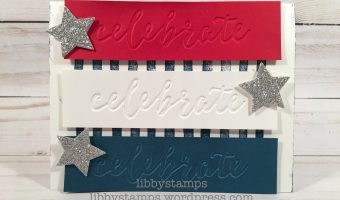 Create with Connie and Mary Saturday Blog Hop – Patriotic Colors