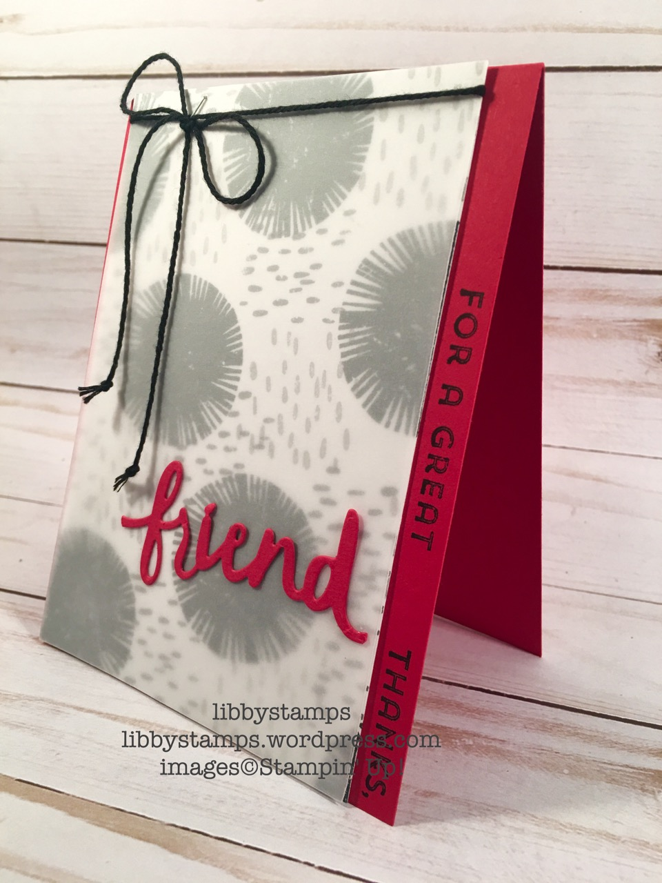 libbystamps, stampin up, Lovely Inside & Out, Lovely Inside & Out Bundle, Lovely Words Thinlits, CCMC, blog hop