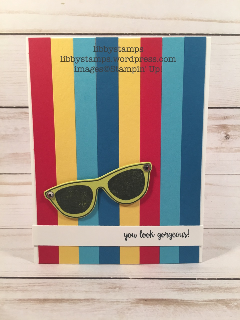libbystamps, stampin up, Pocket Full of Sunshine, Pocket Full of Sunshine Bundle, Pocket Framelits, CCMC, beach