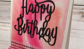 Watercooler Wednesday 131 – Kath's All About Birthdays Challenge