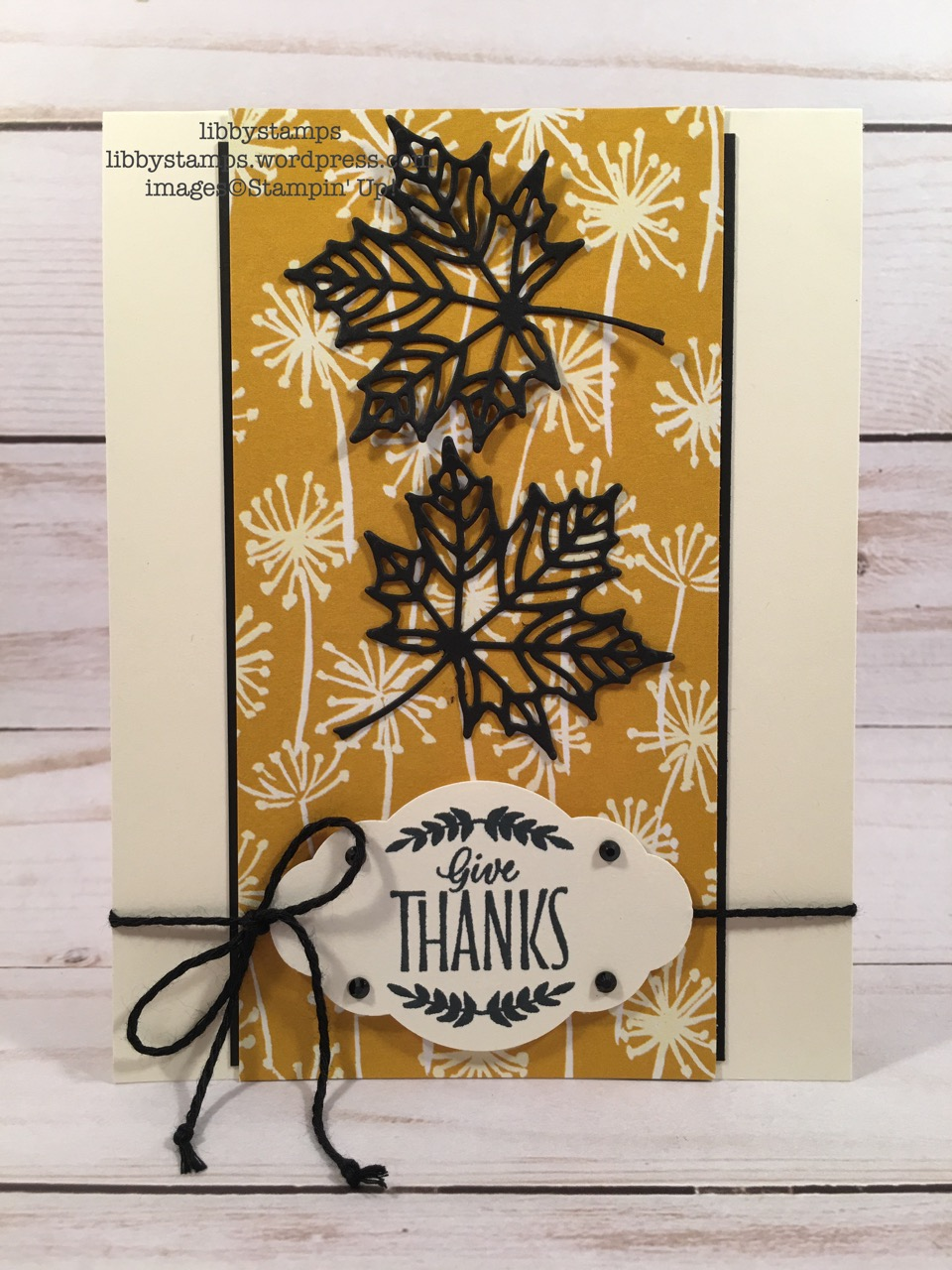 libbystamps, stampin up, Labels to Love, Seasonal Layers Thinlits, Everyday Label Punch, Whole Lot of LovelyDSP, CCMC