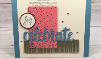 Let's Celebrate Sale-a-Bration Style