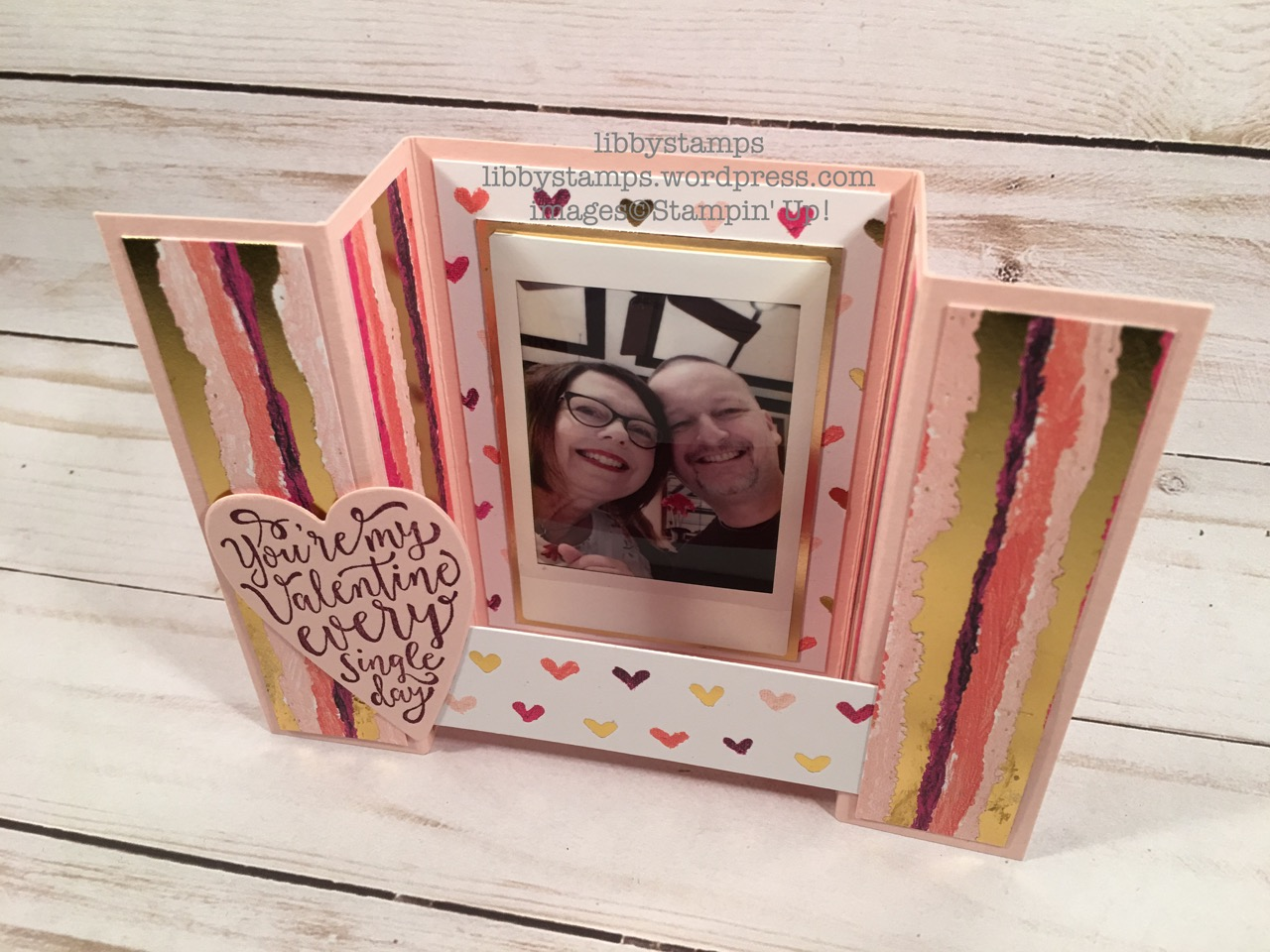 libbystamps, stampin up, Sure Do Love You, Lots to Love Box Framelits, Sure Do Love You Bundle, Painted with Love Specialty DSP, CCMC