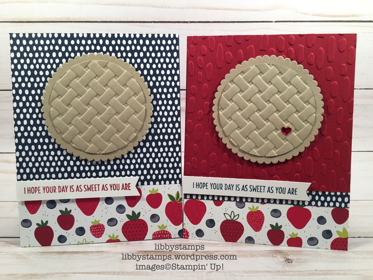 libbystamps, stampin up, Cool Treats, Layering Circles Framelits, Metallic Enamel Shapes, Sweetheart Embossing Folder, We Create