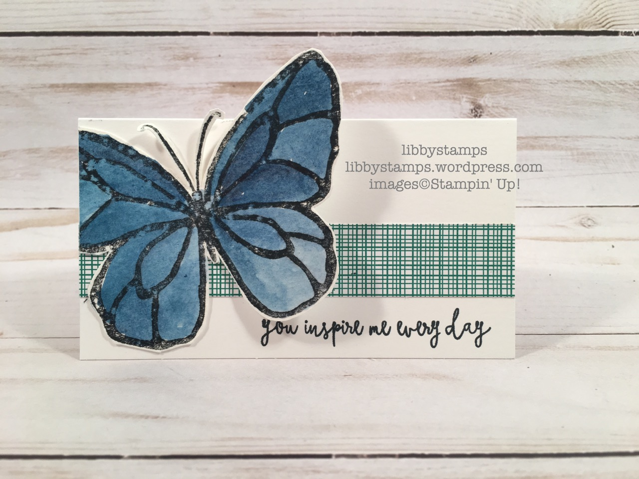 libbystamps, stampin up, Yay You, Beautiful Day, Brusho, Pick a Pattern DSP, watercoloring, We Create