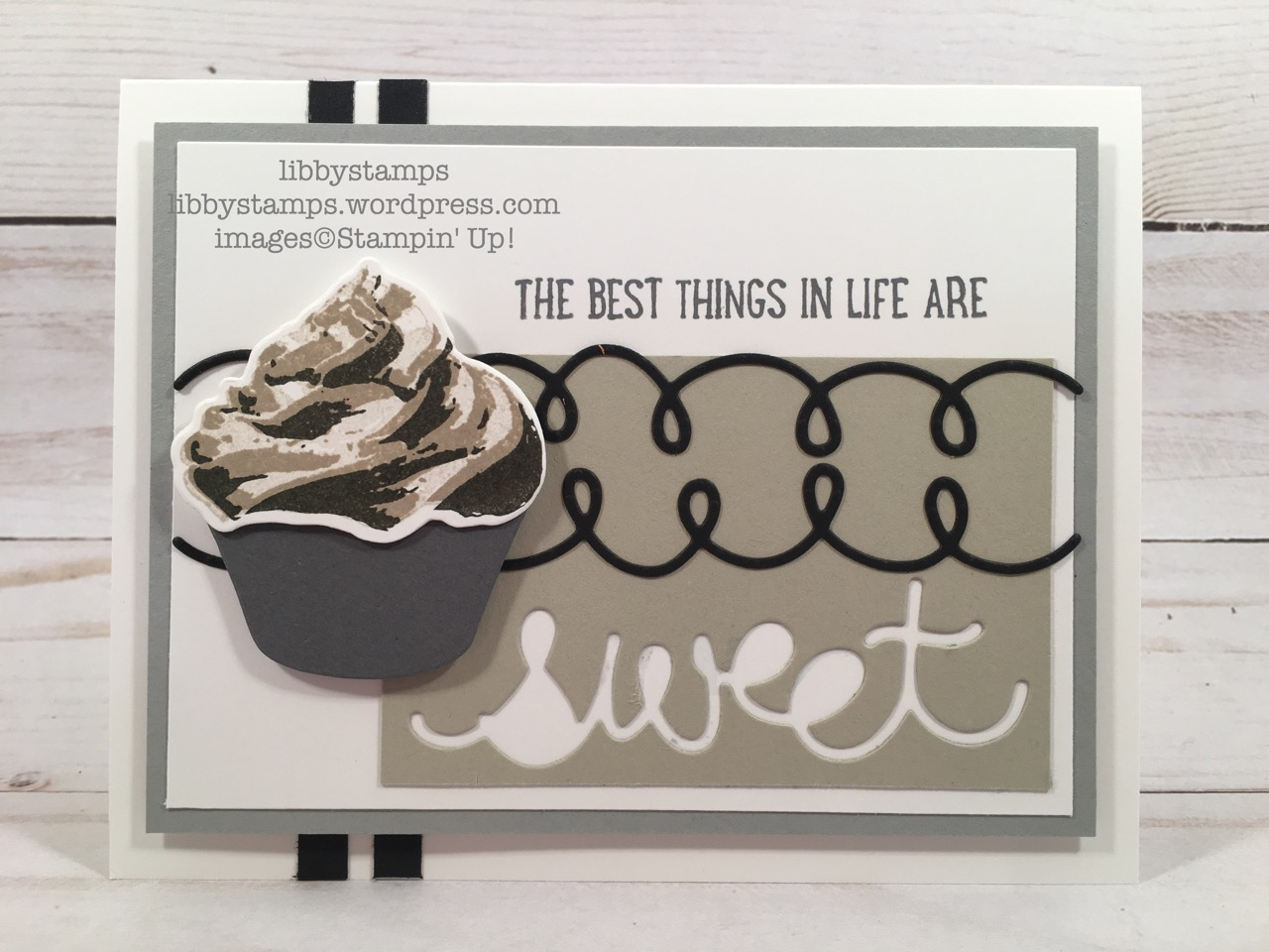 libbystamps, stampin up, Sweet Cupcake, Cupcake Cutouts Framelits, CCMC