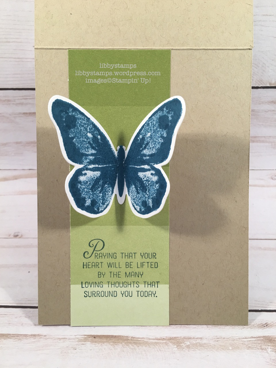 libbystamps, stampin up, Watercolor Wings, Flourishing Phrases, Bold Butterflies Framelits, Color Theory 6x6 DSP, Classic LabelPunch, CCMC