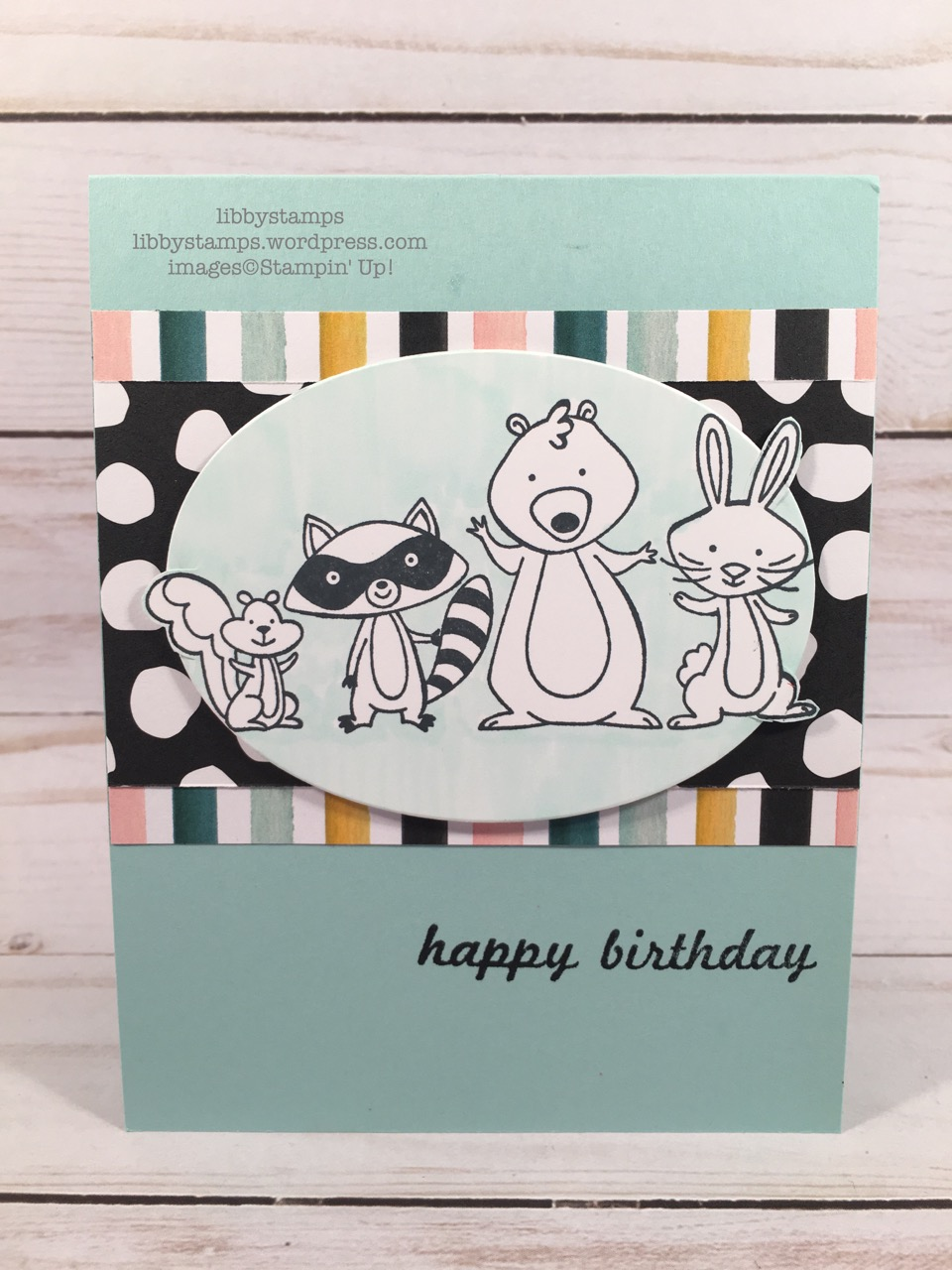 libbystamps, stampin up, We Must Celebrate, Layering Ovals Framelits, Whole Lot of Lovely DSP, TSOT,