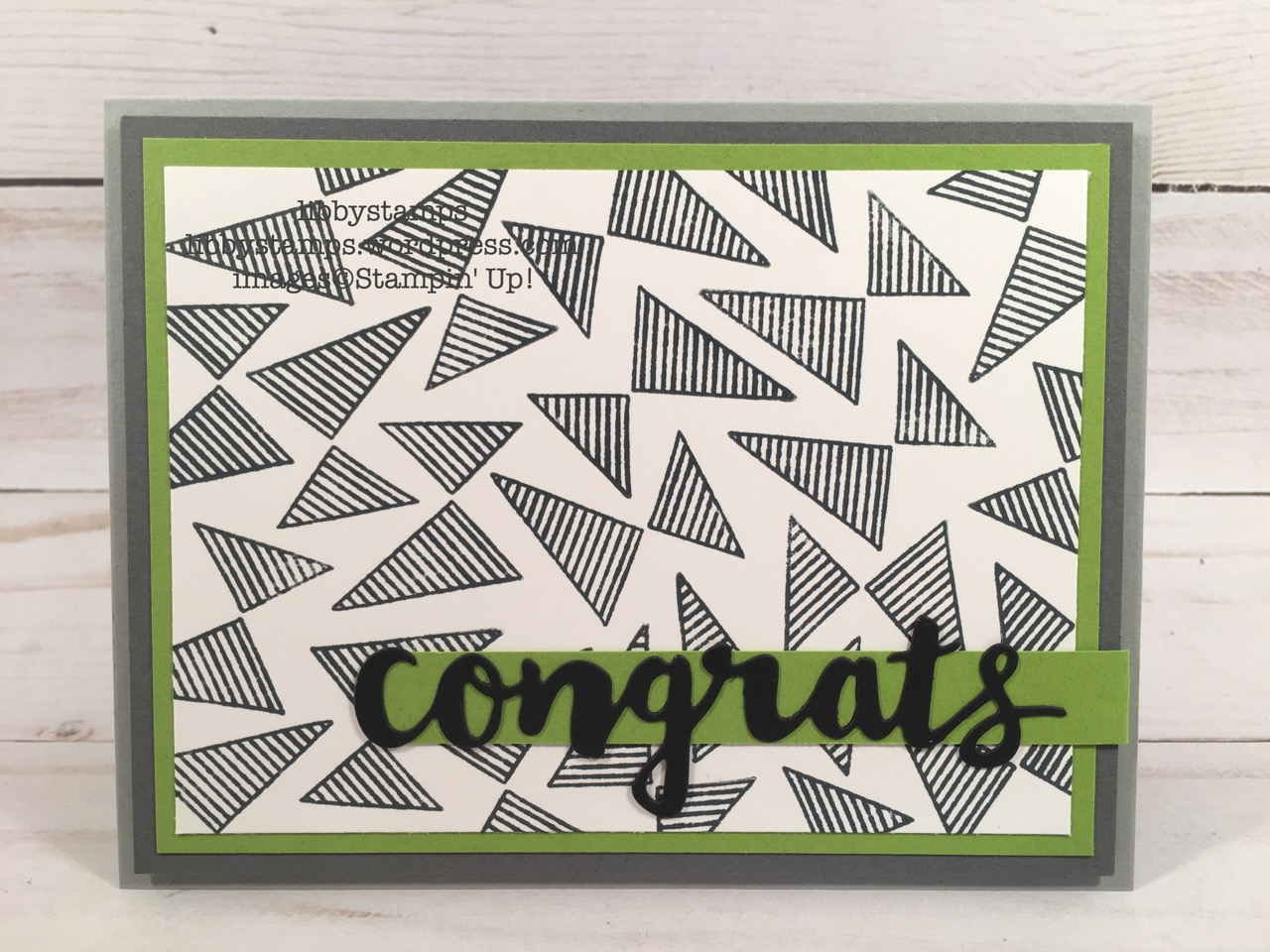 libbystamps. stampin up,