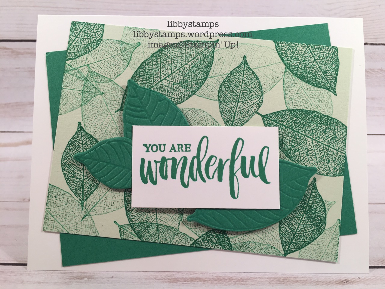 libbystamps, stampin up, Rooted in Nature, Nature's Roots Framelits, Rooted in Nature Bundle, Call Me Clover, CCMC
