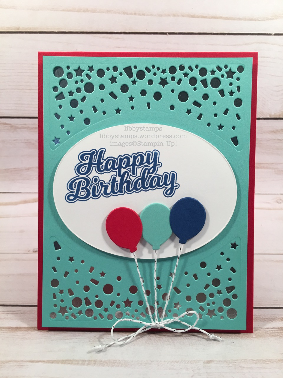 libbystamps, stampin up, Blow Out the Candles, Blow Out the Candles Bundle, Candles & Confetti Framelits, BFBH