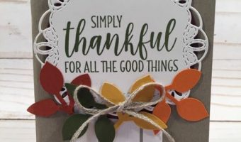 We Create Gratitude Blog Hop