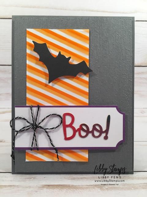 libbystamps, Stampin' Up!, Frights & Delights Paper Pumpkin, Subtle EF, Paper Pumpkin, Halloween, We Create
