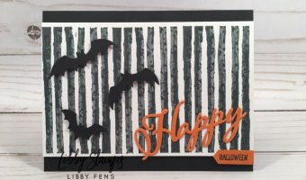 Spooky Halloween Card – Create with Connie and Mary Saturday Blog Hop