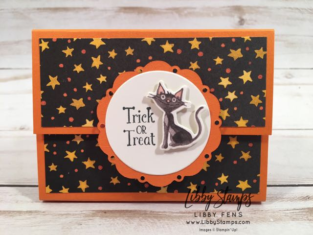 libbystamps, Stampin' Up!, Caldron Bubble, Caldron Framelits, Cauldron Bubble Bundle, Toil & Trouble Suite, Toil & Trouble DSP, Spot of Tea Framelits