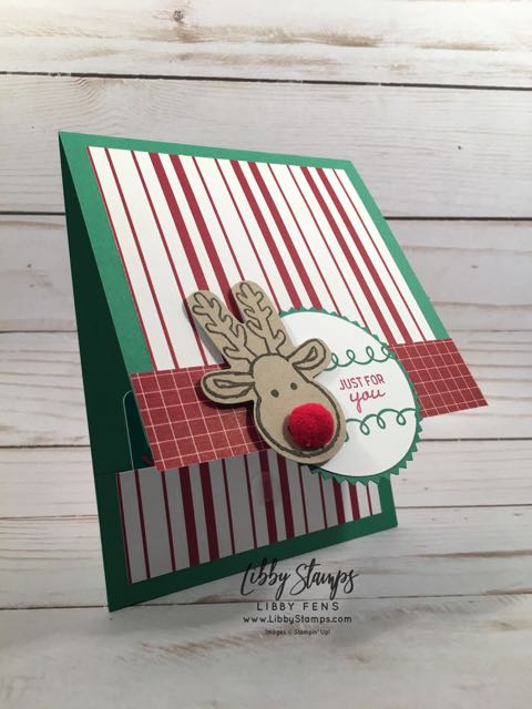 libbystamps, Stampin' Up!, Cookie Cutter Christmas, Nothing Sweeter, Festive Farmhouse, Starburst Punch, Cookie Cutter Builder Punch