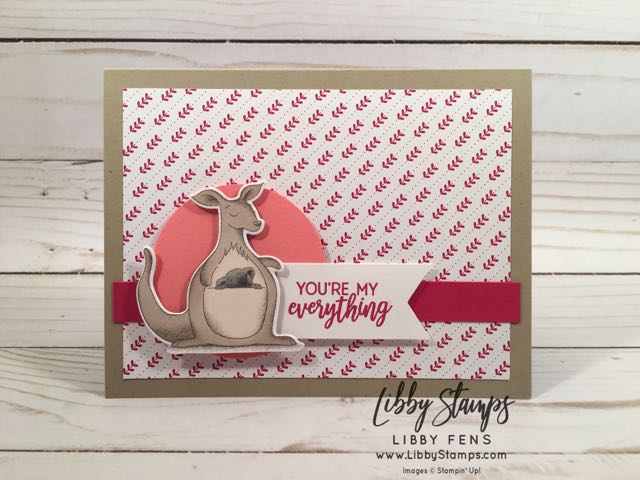 libbystamps, Stampin' Up!, Beautiful Promenade, Animal Friends Thinlits, Animal Expedition DSP, All My Love DSP, CCMC