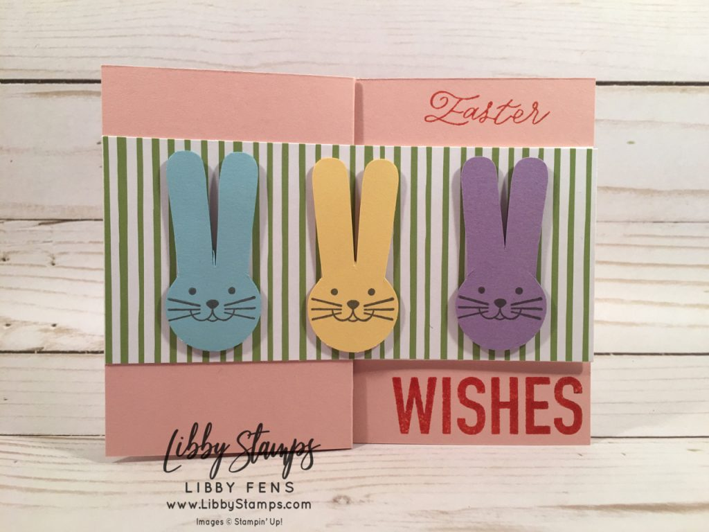 libbystamps, Stampin' Up!, More than Words, Foxy Friends, Subtles 6x6 DSP, Cookie Cutter Builder Punch, We Create, Easter peeps, Peeps
