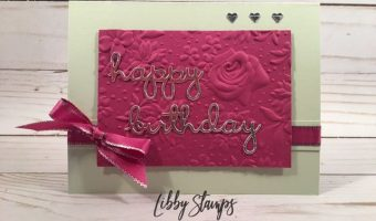 libbystamps, Stampin' Up!