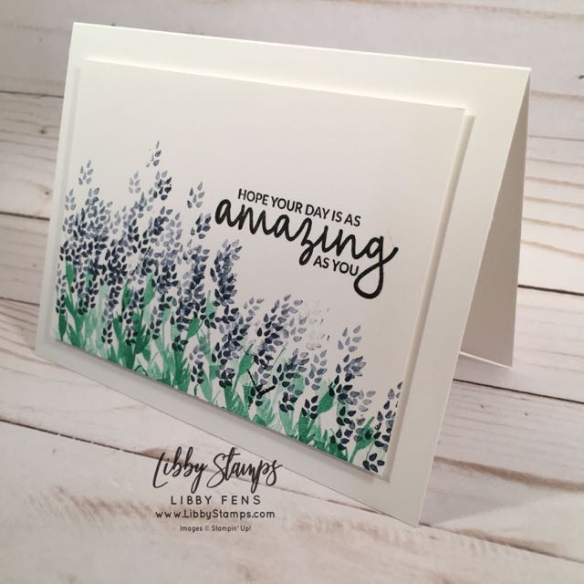 Incredible Like You, Texas Bluebonnet, bluebonnet, simple stamping, CCMC