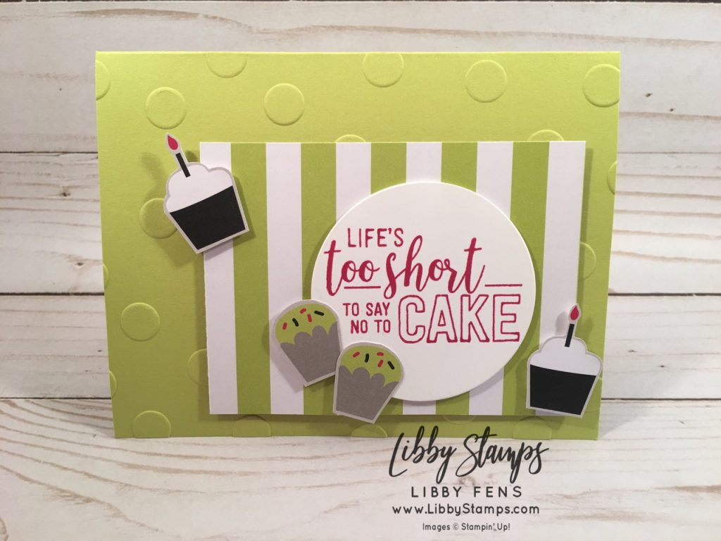 libbystamps, Stampin' Up!, Amazing Life, Layering Circles Framelits, Broadway Bound DSP, Polka Dot Basics EF, CCMC